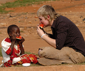 africa, watermellon, and cute image