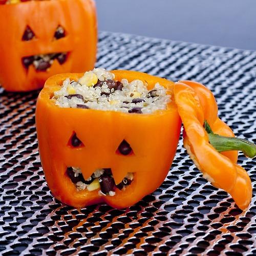 food, Halloween, and orange image