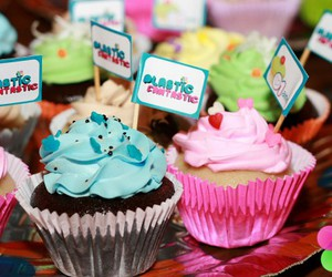 cupcakes, doce, and cute image