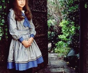 The Secret Garden, girl, and garden image