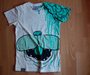 drop dead and shirt image