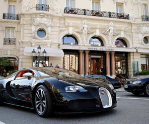 car, luxury, and bugatti image