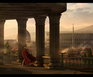 animation, rome, and cool image