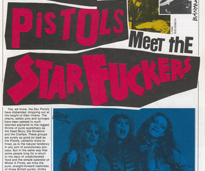 johnny rotten, sex pistols, and pistols image