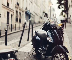 europe, italy, and Vespa image