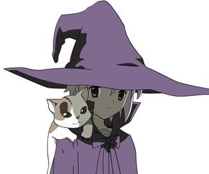 anime, cat, and costume image