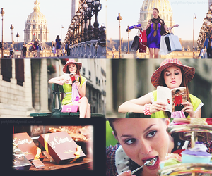 blair waldorf, gossip girl, and paris image