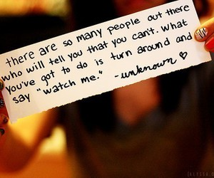 quotes, text, and watch me image