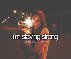 stay strong and strong image