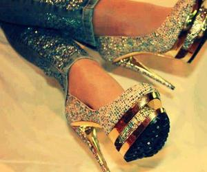 glitters, platforms, and studs image