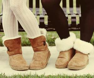 uggs, shoes, and boots image