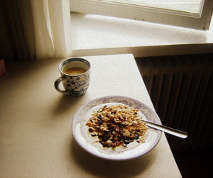 morning, breakfast, and film image