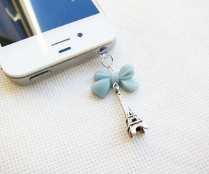 iphone, white, and cute image