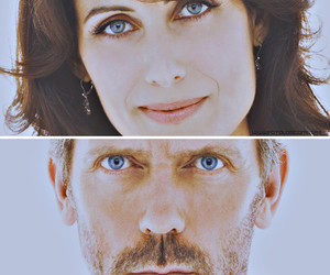 cuddy, house md, and hugh laurie image