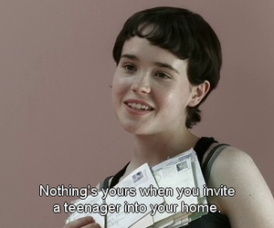 ellen page, hard candy, and teenager image
