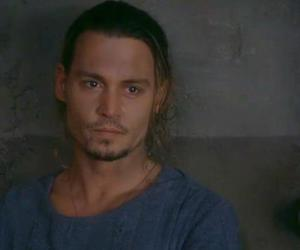 johnny depp, actor, and chocolat image