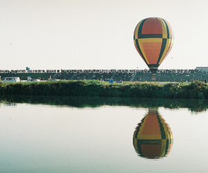 balloon, cool, and nature image