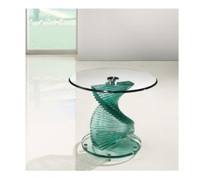 woi lamp table (clear) image