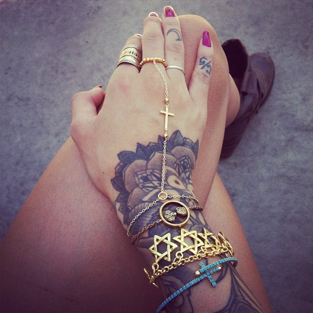 Tumblr Meaningful Small Hand Tattoos