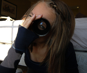 girl and quality image