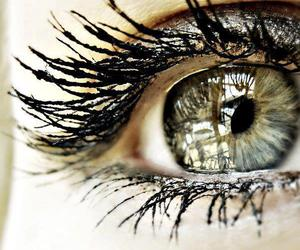 eye and beautiful image
