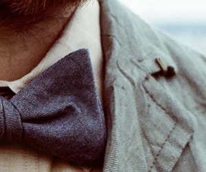 bow, fashion, and male image
