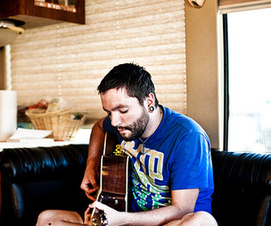a day to remember, jeremy mckinnon, and boy image