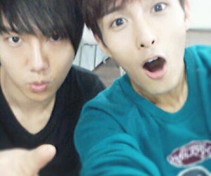 ryeowook and yesung image