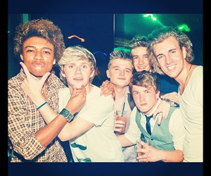 niall horan, one direction, and josh devine image