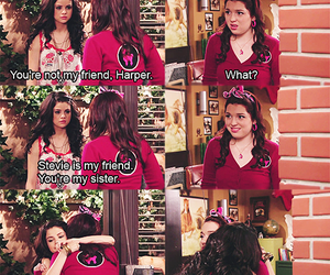 alex russo, friends, and disney image