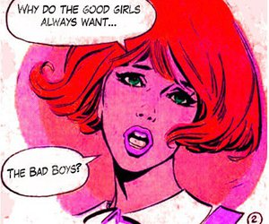 bad, boys, and quote image