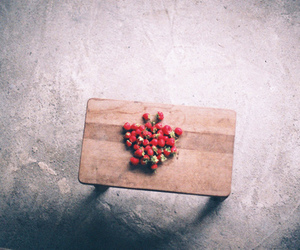 strawberry, fruit, and photography image