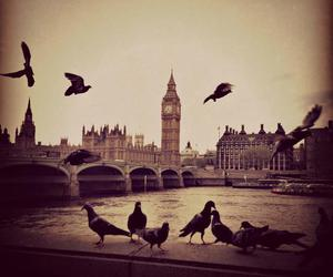 london, beautiful, and england image