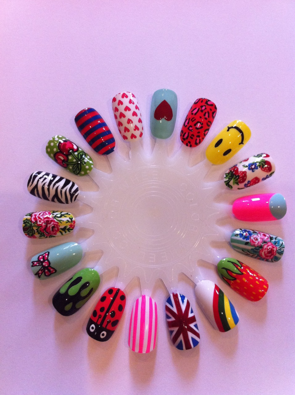 Exelent Duck Feet Nail Designs Picture Collection - Nail Art Design ...