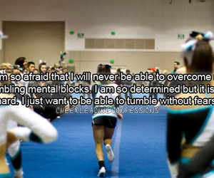 cheer, cheer text, and cheerleadingconfessions image