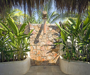 outdoor shower image
