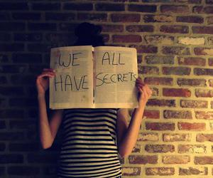 we all have secrets image