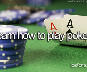 before i die and poker image