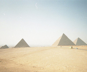 desert, film, and triangle image