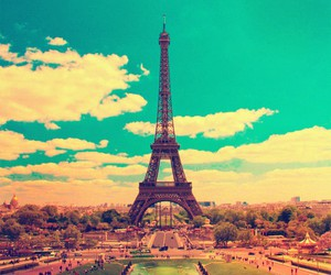 eiffel, photography, and paris image