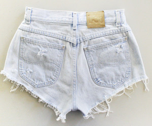 shorts, fashion, and summer image