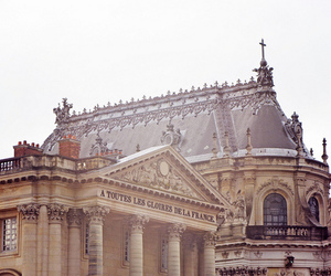 architecture, france, and photography image