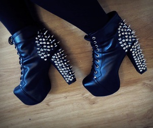 jeffrey campbell, london, and studded image