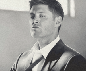 badass, Jensen Ackles, and sexy image