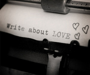 love and write image