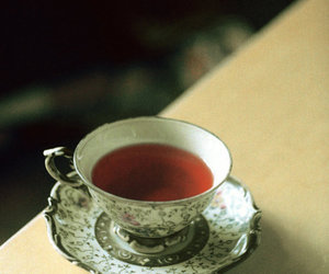 china, teacup, and cup and saucer image