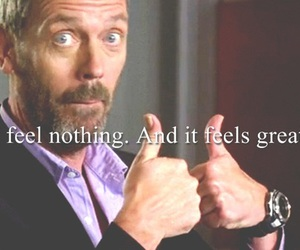 feel, dr house, and house image
