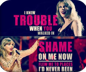 red, Taylor Swift, and swifty image