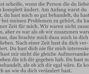 text, german, and liebe image