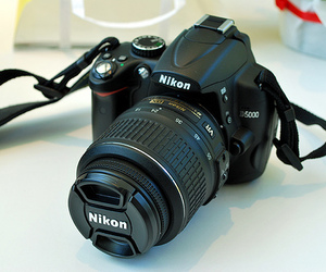 nikon, camera, and photo image